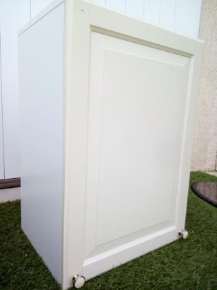 Caisson blanc IKEA
