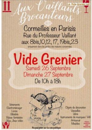Vide-greniers de Cormeilles-en-Parisis