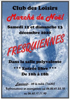 Marché de Noël de Fresquiennes
