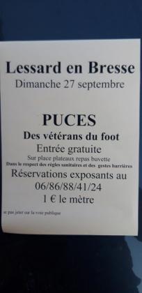 Vide-greniers de Lessard-en-Bresse