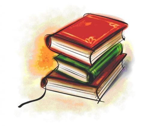Marché aux livres, BD, cartes postales de Portbail