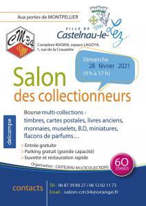 SALON DES COLLECTIONNEURS de Castelnau-le-lez