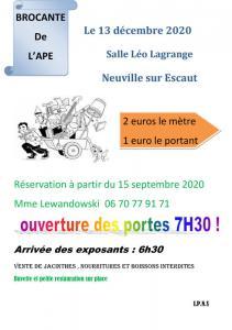 Vide-greniers de Neuville-sur-Escaut