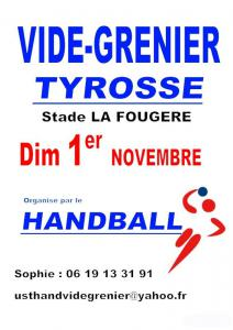 Vide-greniers de Saint-Vincent-de-Tyrosse