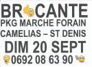 Brocante Vide-greniers de Saint-Denis