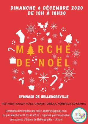 Marché de Noël de Bellengreville