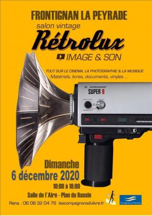Salon vintage Retrolux de Frontignan