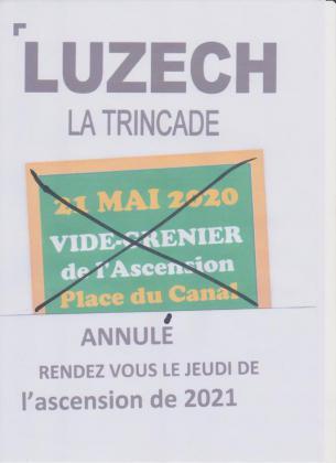 Vide-greniers de Luzech