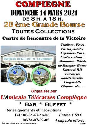 Grande Bourse toutes Collections de Compiègne