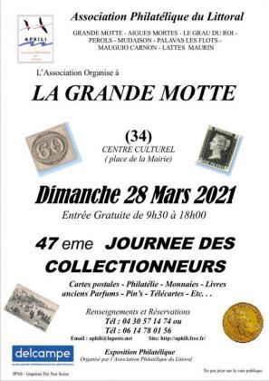 Journée des Collectionneurs de La Grande-Motte