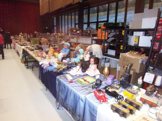 Bourse aux jouets anciens et de collection de Jonzac