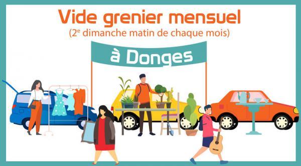 Vide-greniers de Donges