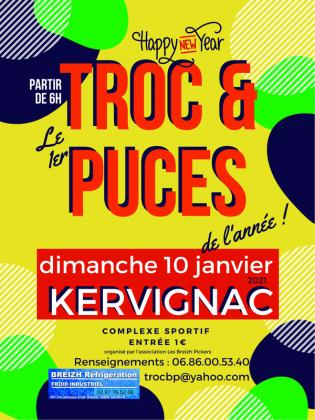 Vide-greniers de Kervignac