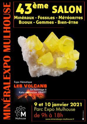 Salon Mineralexpo - Mulhouse