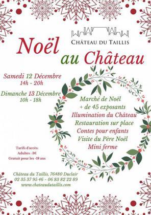 Noël au Château de Duclair