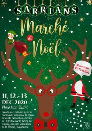 Marché de Noël de Sarrians