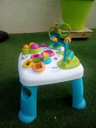 Smoby - Cotoons Table d'Activités