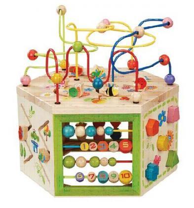 Cube d'activité 7 en 1 - dès 18 mois