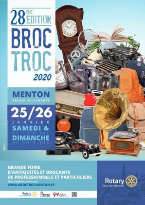 Broc Troc de Menton