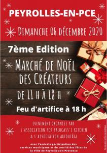 Marché de Noël des Créateurs - Peyrolles-en-Provence