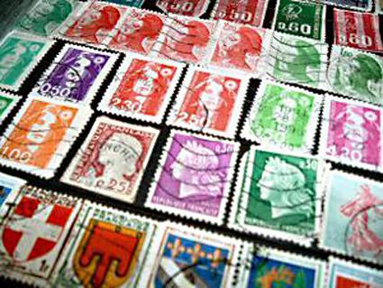 Bourse aux timbres, cartes postales de Chartres