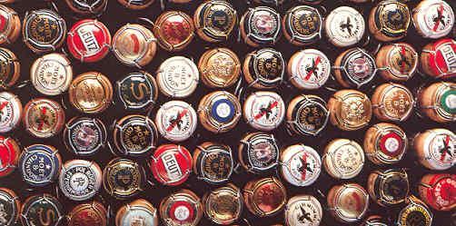 Bourse d'échanges de capsules de champagne de Trouy