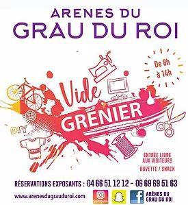 Vide-greniers - Le Grau-du-Roi