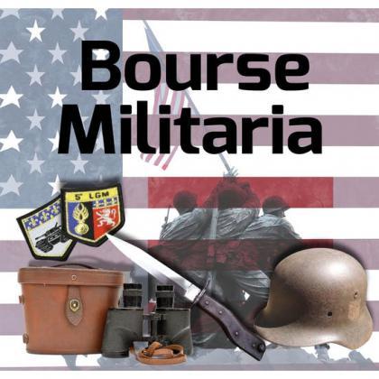 Bourse aux antiquités militaria de L'Hôpital