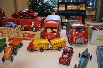 Bourse d'échanges autos miniatures de Maulévrier