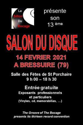 Salon du Disque de Bressuire