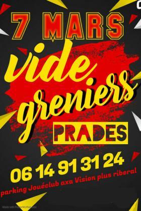 Vide-greniers de Prades