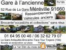 Brocante Occasions, Collections de Méréville