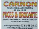 Marche aux puces et brocantes de Carnon Plage
