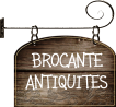 Brocante, antiquités de Bourg