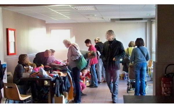 Puces aux jouets puériculture de Messia-sur-Sorne