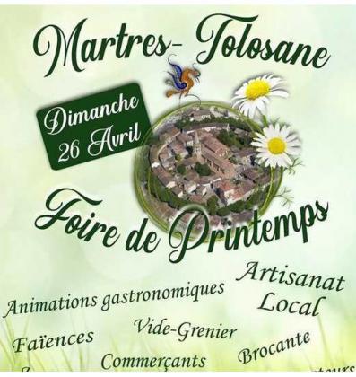 Vide-greniers de Martres-Tolosane