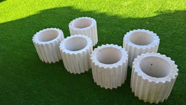 6 Blocs pour colonnes