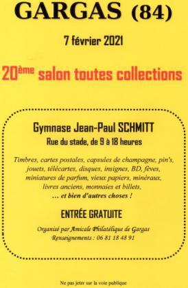 Salon toutes collections de Gargas