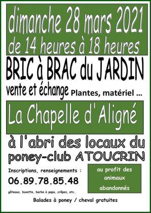 Bric à brac de La Chapelle-d'Aligné
