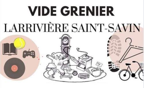 Vide-greniers de Larrivière-Saint-Savin