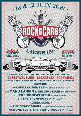 Festival ROCK'&'CARS de Lavaur