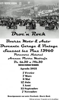 Bourse moto auto de Sausset-les-Pins