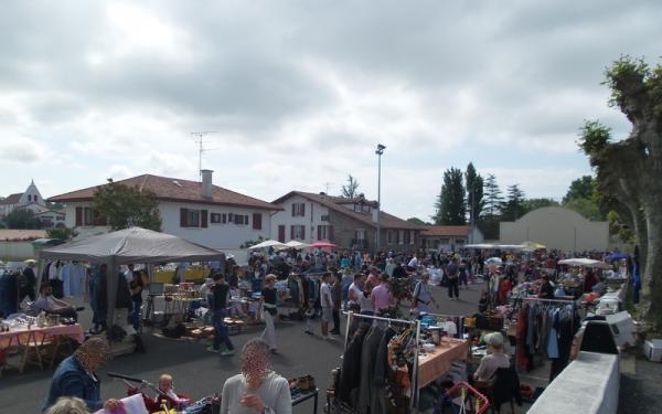 Vide-greniers de Villefranque