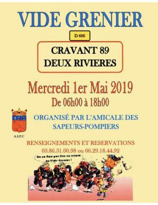Vide-greniers - Deux Rivières