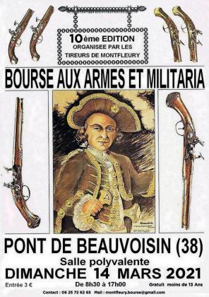 Bourse aux armes anciennes et militaria - Le Pont-de-Beauvoisin