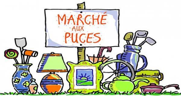 Marché aux puces - Le Moule