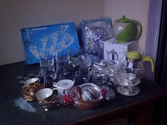 Tasses à Thé et Services à Thé - neufs