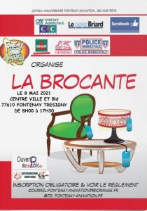 Brocante - Vide-Greniers de Fontenay-Trésigny