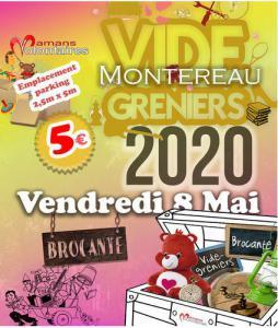 Vide-Greniers de Montereau-Fault-Yonne