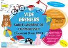Vide-greniers de Saint-laurent-de-chamousset